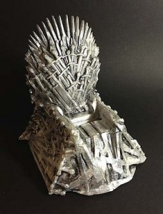 station accueil game of thrones impression 3D