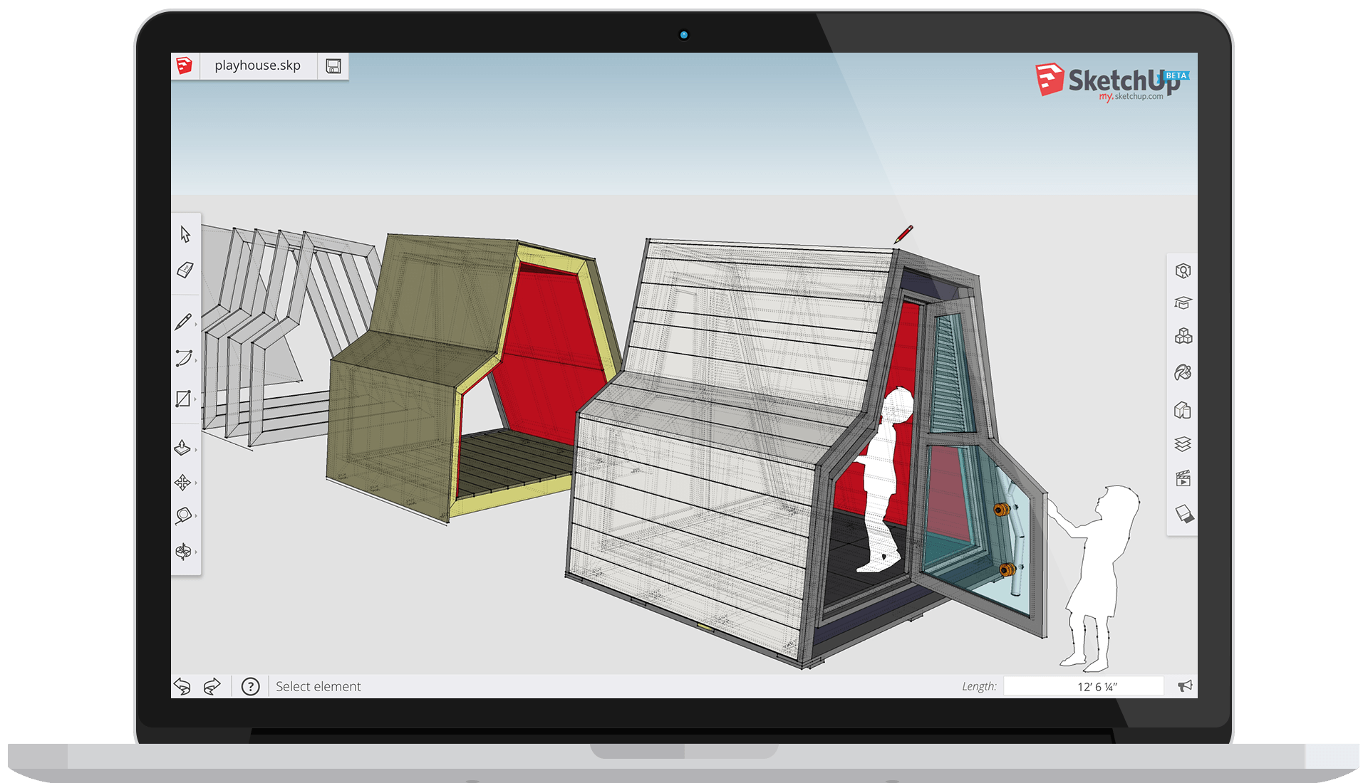 Impression 3d internet for Outil miroir sketchup